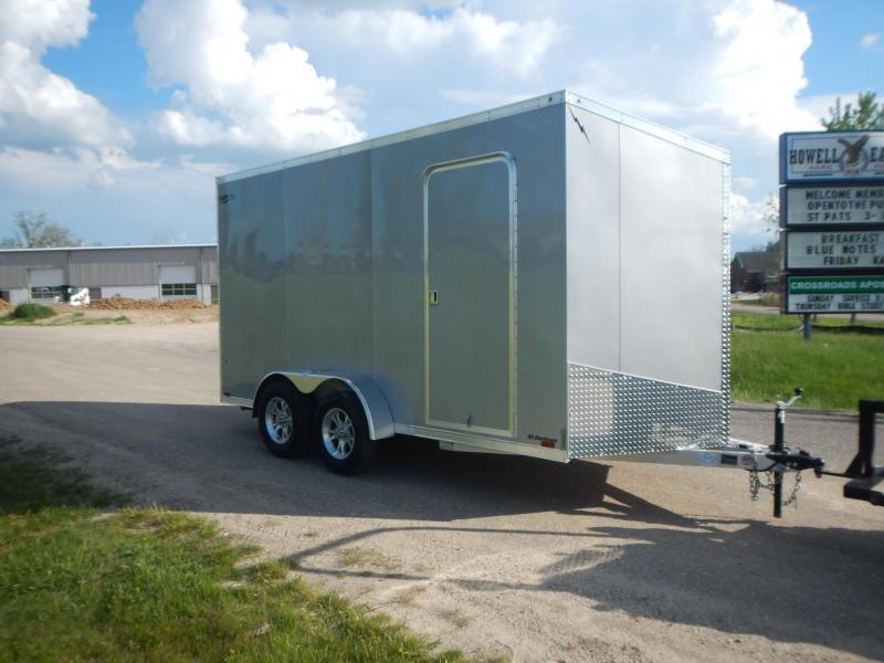2020 Lightning Trailers LTF714TA2 Enclosed Cargo Trailer