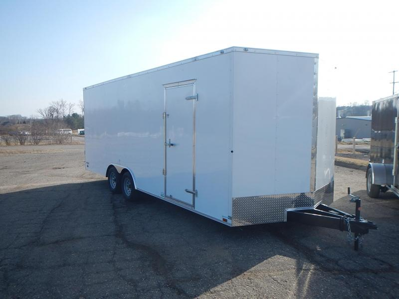 2021 Continental Cargo VHW8.6X22TA2 Enclosed Cargo Trailer