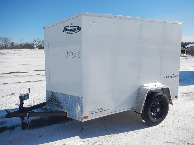 2022 Formula FSCAA5.0X08SI2FF Enclosed Cargo Trailer