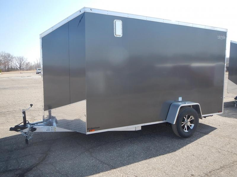 2021 Lightning Trailers LTF712SA Enclosed Cargo Trailer