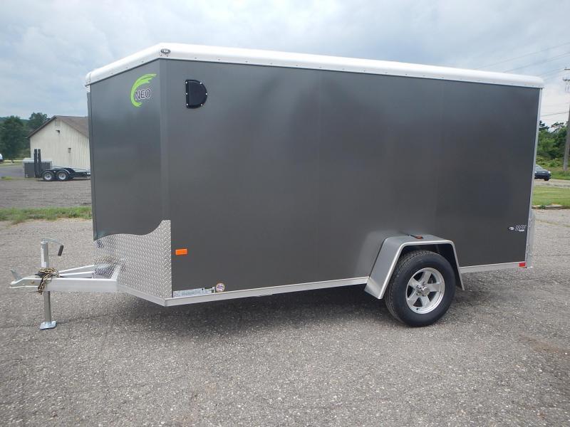 2022 NEO Trailers NAV126SRA Enclosed Cargo Trailer