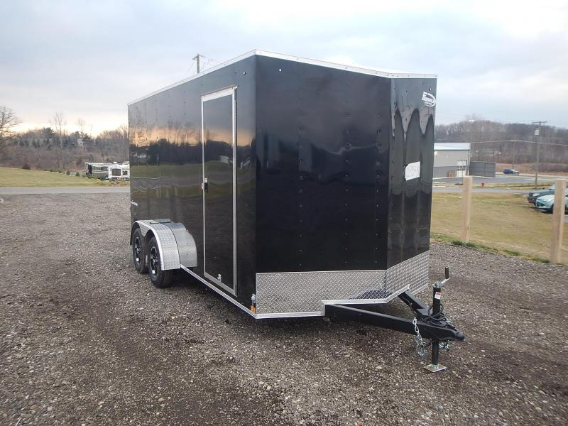 2021 Formula Trailers Traverse Slope V-nose Cargo / Enclosed Trailer
