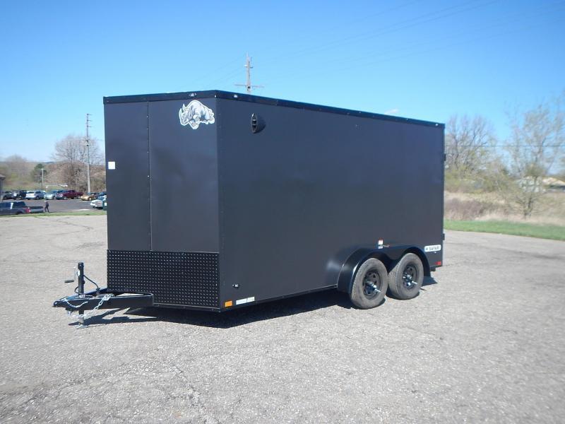 2021 Rhino Trailers SAFARI TA2 7' X 14' Enclosed Cargo Trailer