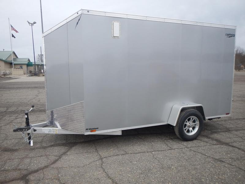 2021 Lightning Trailers LTF612SA Enclosed Cargo Trailer