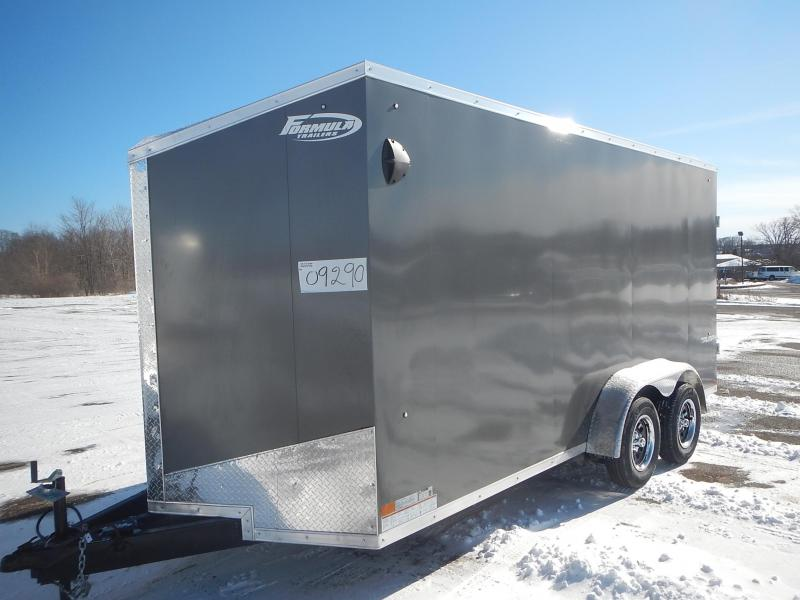 2021 Formula FSCDA7.0X16TE2FF Enclosed Cargo Trailer