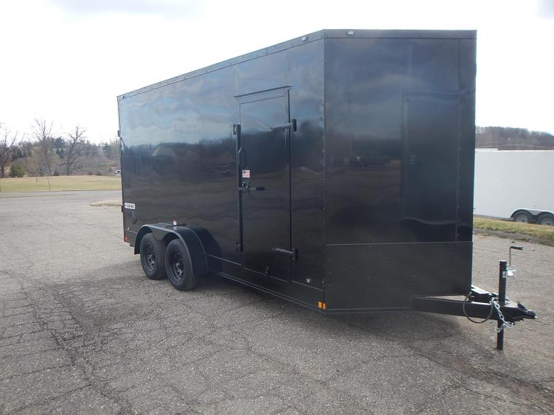 2021 Rhino Trailers SAFARI 7' X '16 Enclosed Cargo Trailer