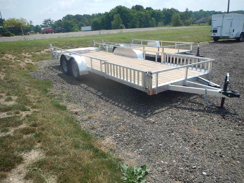 2022 Rance Aluminum Trailers RRU650TA2 Utility Trailer
