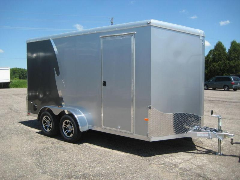 2020 NEO Trailers NAVR NAV147TR6 Enclosed Cargo Trailer