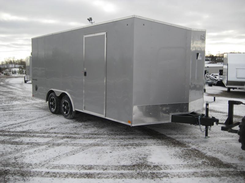 2019 Formula Trailers TRAVERSE Enclosed Cargo Trailer