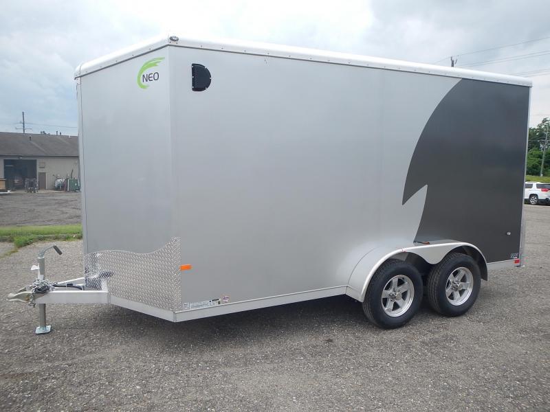 2022 NEO Trailers NAV147TR6A Enclosed Cargo Trailer