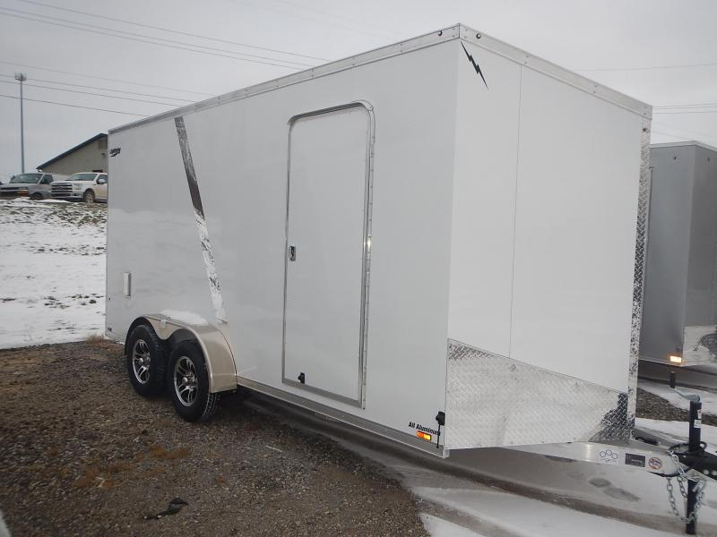 2021 Lightning Trailers LTF716TA2 Enclosed Cargo Trailer