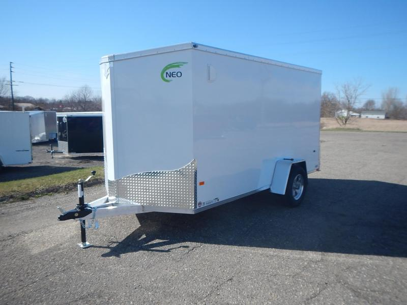 2021 NEO Trailers NAV12SF Enclosed Cargo Trailer
