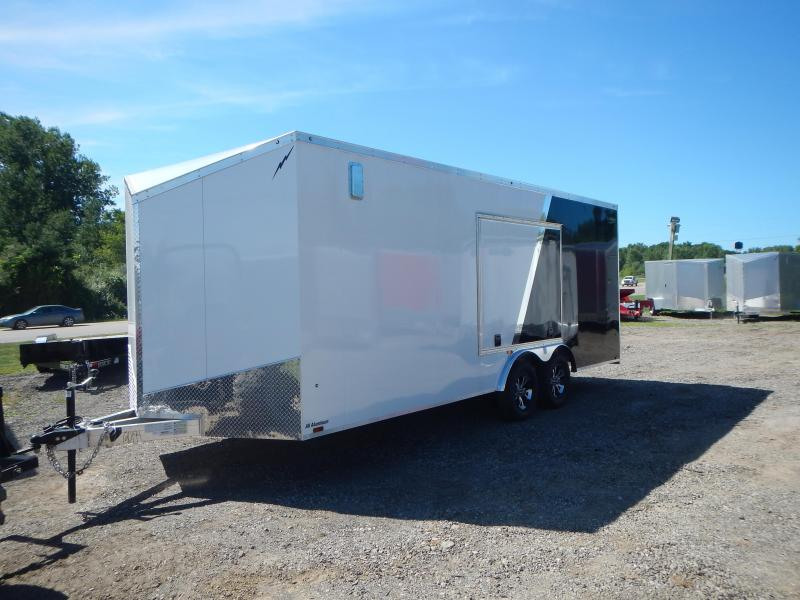 2021 Lightning Trailers LTFCH820TA2 Car / Racing Trailer
