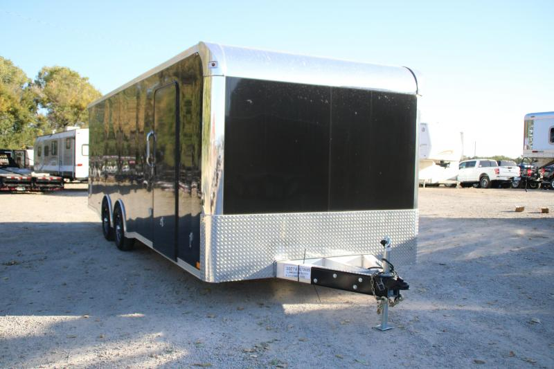 2021 Legend Trailers 8.5X24TMRTA52 Enclosed Car / Racing Trailer