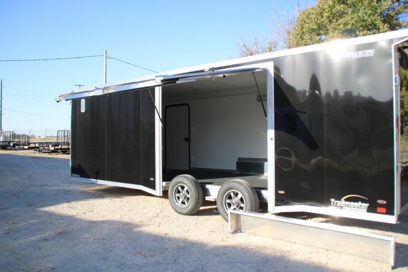 2021 Legend Trailers 8.5X24TMRTA52 Enclosed Car / Racing Trailer