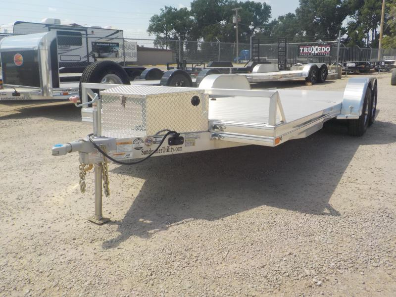2020 Sundowner Trailers 4000AP Open Car / Racing Trailer