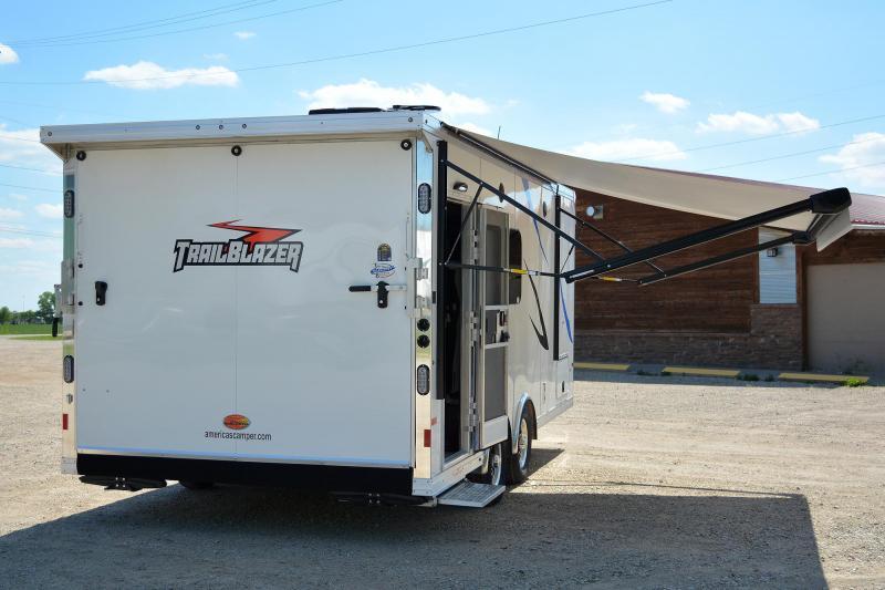 2022 Sundowner Trailers Trail Blazer 1986TH Travel Trailer RV