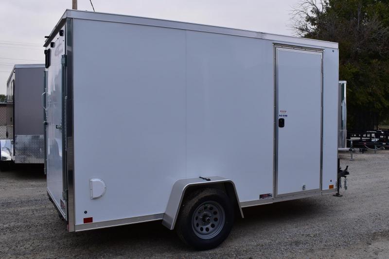 2022 Cross Trailers 612SA Enclosed Cargo Trailer