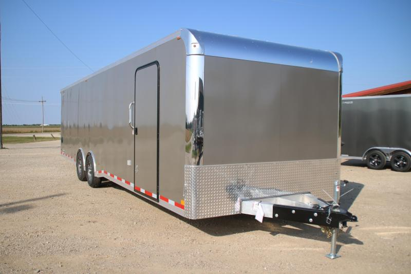 2021 Legend Trailers 8.5X30 Enclosed Car / Racing Trailer