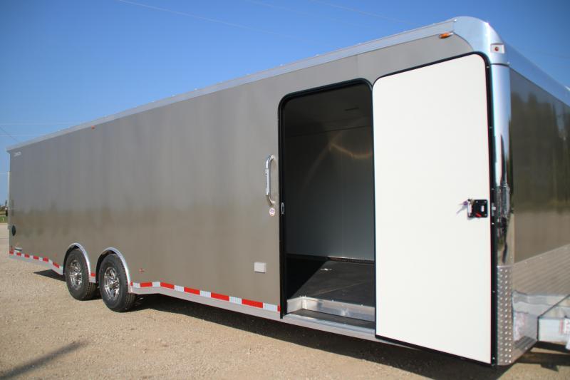 2021 Legend Trailers 8.5X30 Enclosed Car / Racing Trailer