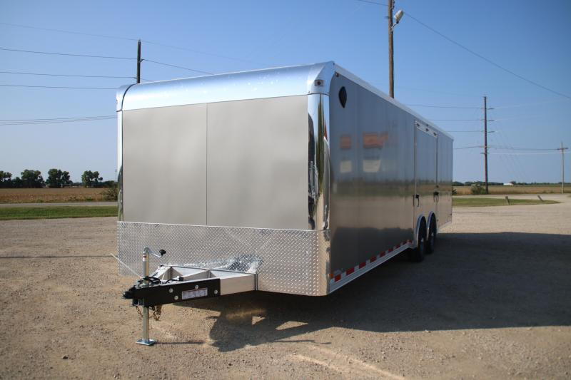 2021 Legend Trailers 8.5X30TMRTA70 Enclosed Car / Racing Trailer