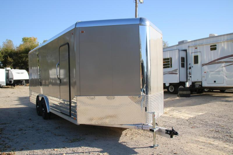 2021 Legend Trailers 8X23DVNTA35 Enclosed Car / Racing Traiiler