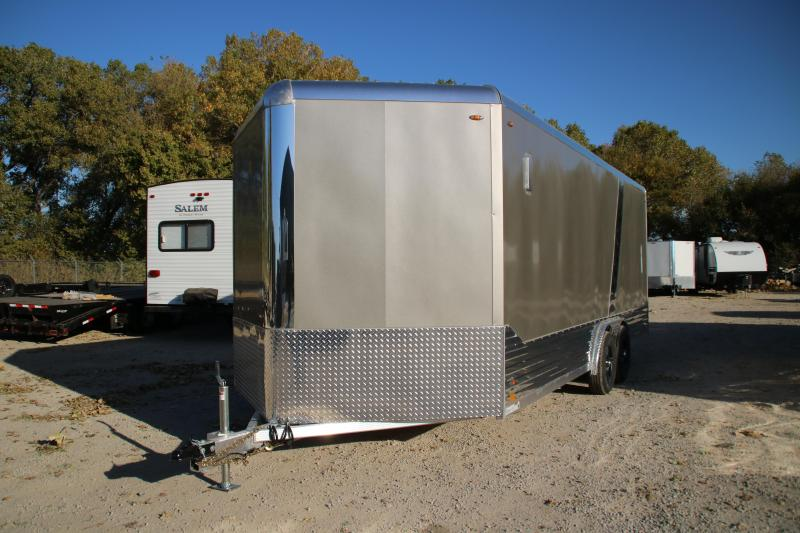 2021 Legend Trailers 8X23 Enclosed Car / Racing Traiiler