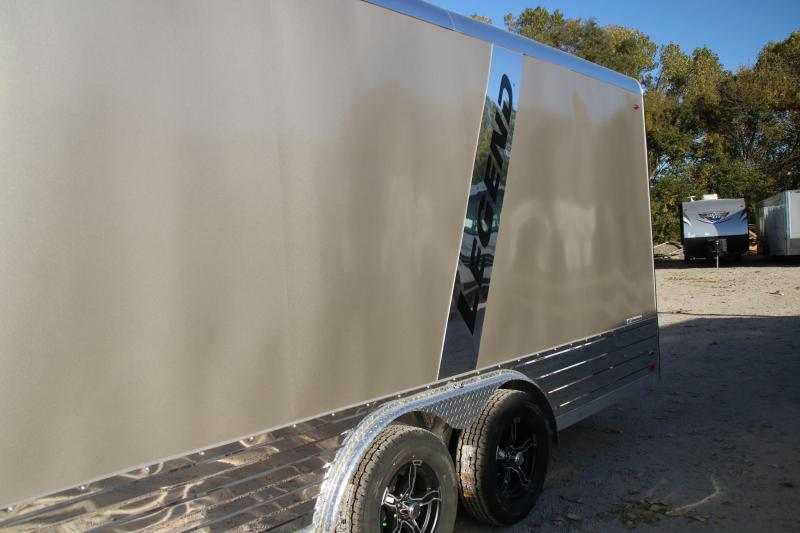 2021 Legend Trailers 8X23 Enclosed Car / Racing Traiiler