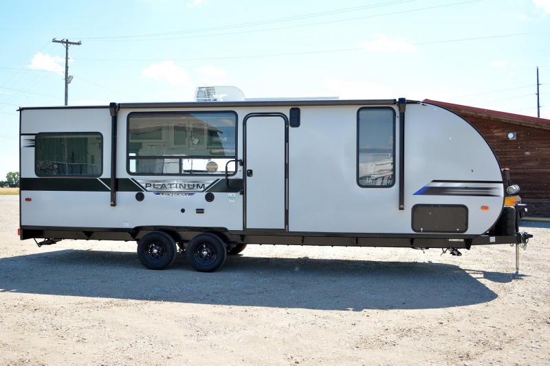 2021 Forest River Salem Cruise Lite 260RTX FSX Toy Hauler RV