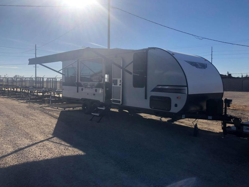 2021 Forest River Salem Cruise Lite 260RT FSX Toy Hauler RV