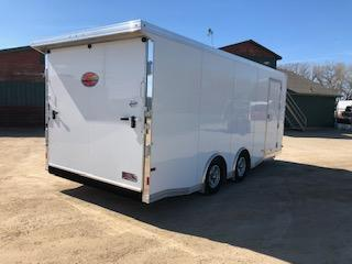 2021 Sundowner Trailers RCL8.6X20 Enclosed Car / Racing Trailer