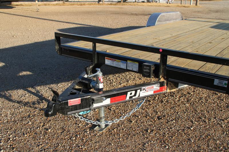 2021 PJ Trailers 5 in. Channel Carhauler 5 x 20 (C5) Car / Racing Trailer