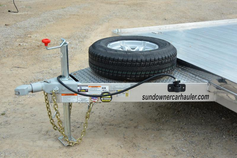 2021 Sundowner Trailers CH2086BP Car / Racing Trailer