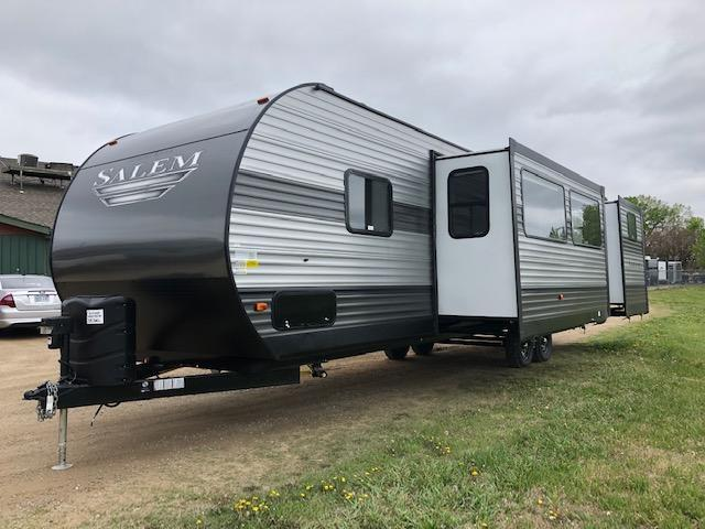 2020 Salem Trailers Salem 32BHDS Travel Trailer RV