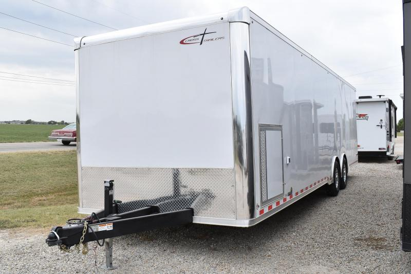2022 Cross Trailers 830TA-ALPHA Enclosed Cargo Trailer
