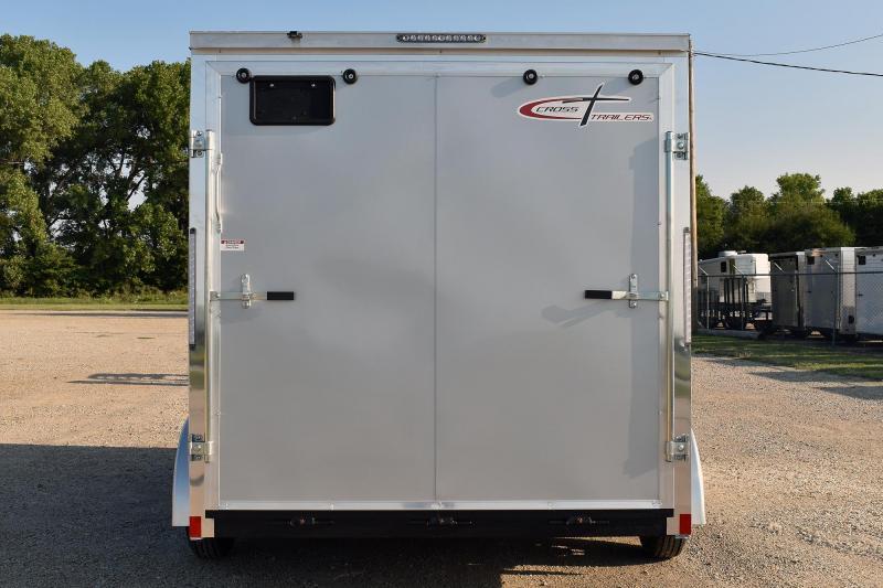2022 Cross Trailers ALPHA VNOSE Enclosed Cargo Trailer
