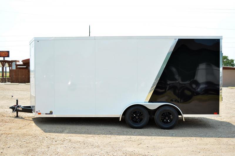 2022 Legend Trailers Alpha-VNose Enclosed Cargo Trailer