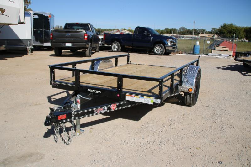 2021 PJ Trailers 6 x 14 Single Axle Channel Utility (U7) Utility Trailer