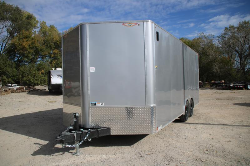 2021 H and H Trailer H10120FTCHV-100 Car / Racing Trailer