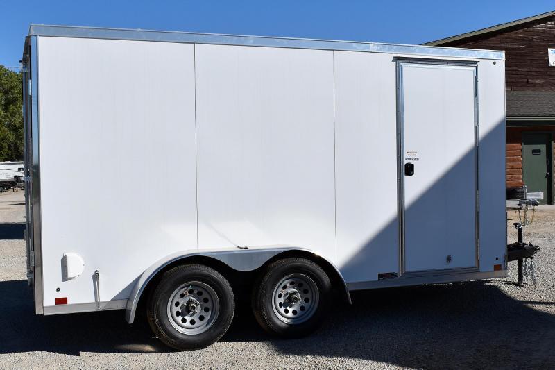 2022 Cross Trailers 7147TA-DD Enclosed Cargo Trailer