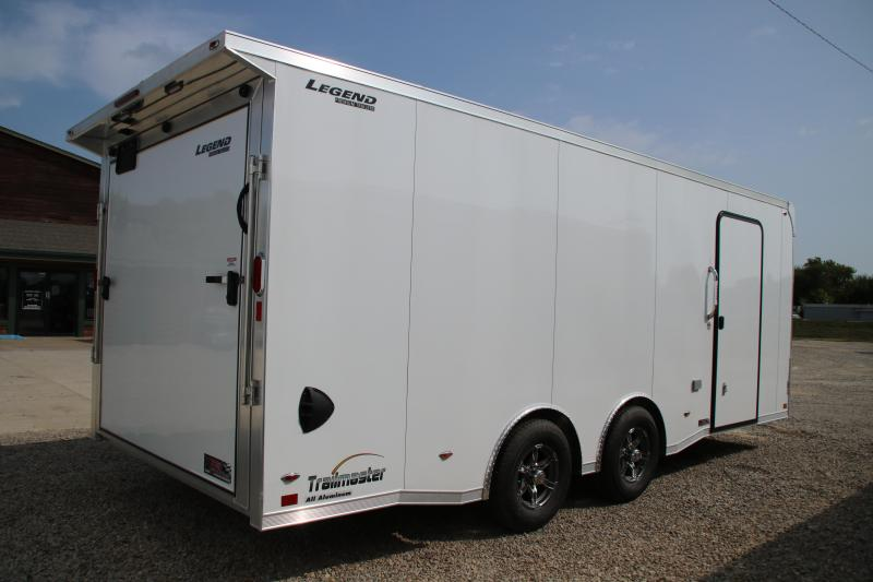 2021 Legend Trailers 8.5X20TMRTA52 Car / Racing Trailer