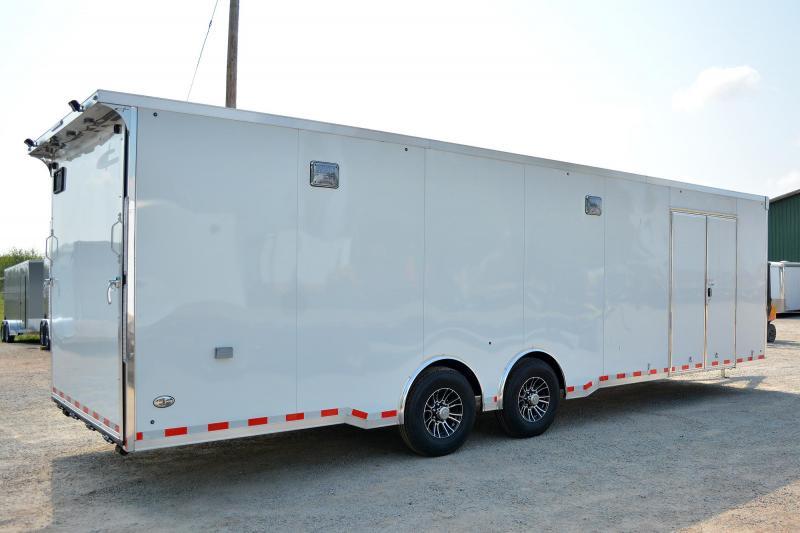 2022 Cross Trailers 828TA-ALPHA RACE TRAILER Enclosed Cargo Trailer
