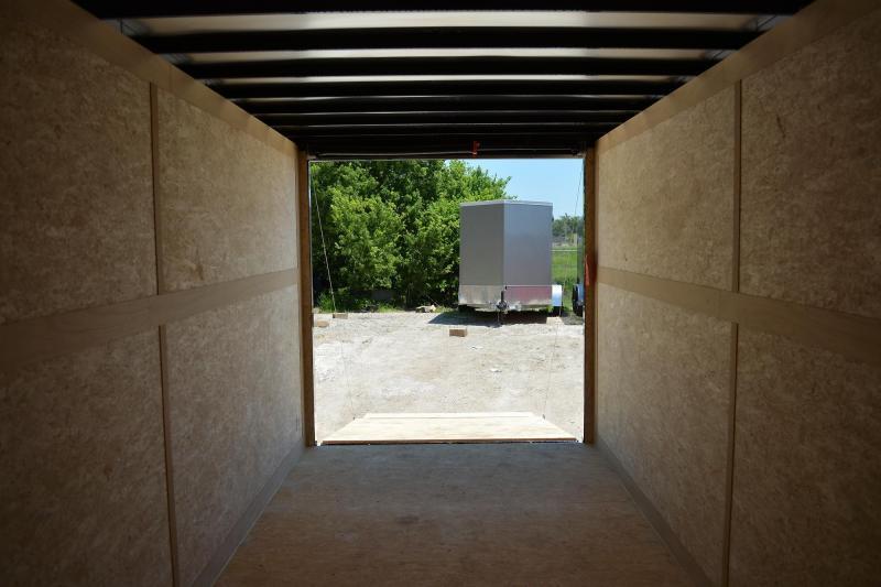 2022 Cross Trailers Alpha-VNose Enclosed Cargo Trailer