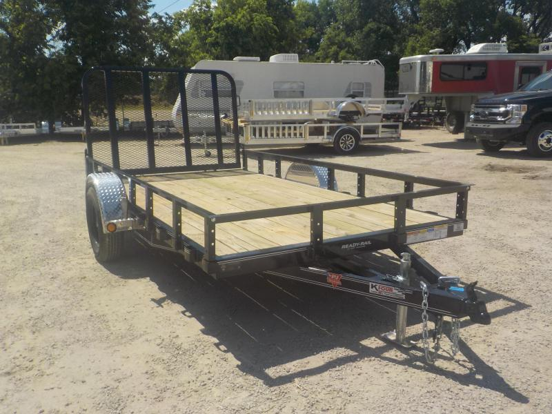2020 PJ Trailers SINGLE UTILITY Utility Trailer