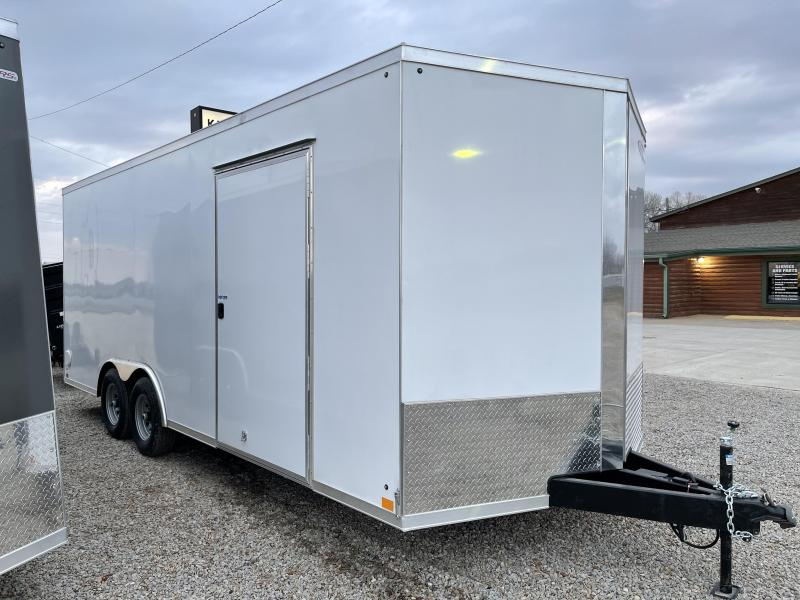 2022 Cross Trailers 8.5 X 20 TA-ALPHA Car / Racing Trailer