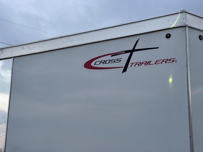 2022 Cross Trailers 8.5 X 20 TA-ALPHA Car / Racing Trailer