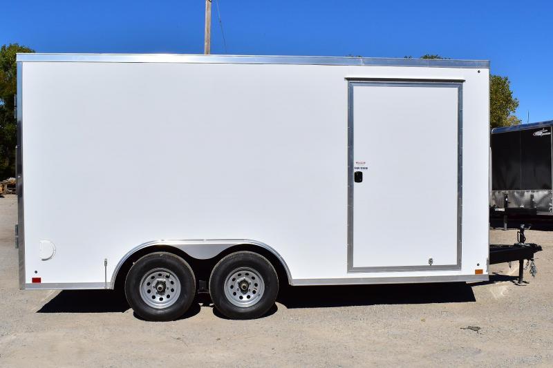 2022 Cross Trailers 8.516-TA-DD Enclosed Cargo Trailer