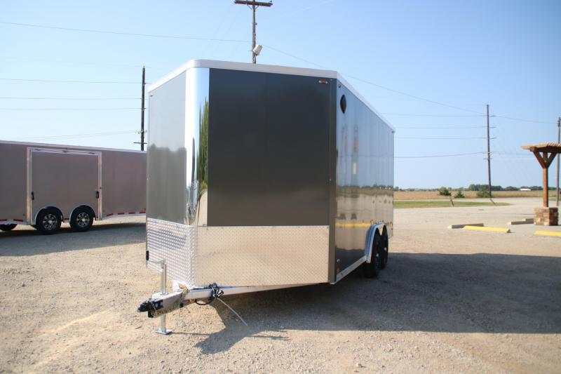 2021 Legend Trailers 8X19FTVTA35 Enclosed Car / Racing Trailer