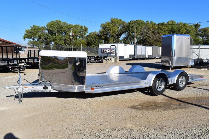 2021 Sundowner Trailers CAR HAULER-22B Car / Racing Trailer