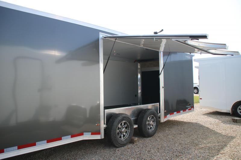 2021 Legend Trailers 8.5 x 28 TMRTA70 Enclosed Car / Racing Trailer